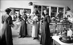 millinery shop - Google Search