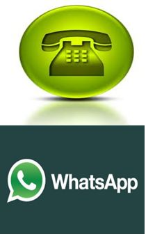 #eChunav Tech-Talks: WhatsApp to allow free voice calls by mid-year.  Which way do you prefer calling?  To answer, Click on the link below: www.echunav.com/questions/view/which-way-do-you-prefer-calling