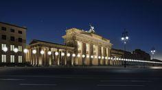 »Lichtgrenze« Berlin