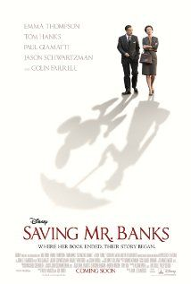 Can't wait to see Saving Mr. Banks!