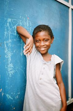 This girl had so much style and her face was completely WOW all the time. going to Ghana in years? i think so! Accra, Social Change, West Africa, Ghana, First World, High Neck Dress, African, Portrait, Children