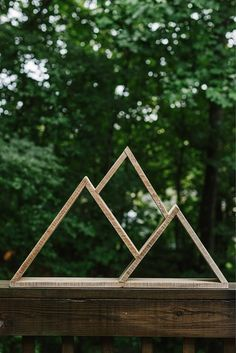 Three Peak Mountain Shelf - adventure nursery - boy nursery #Ad