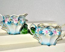 rs prussia creamer and sugar bowl - Pesquisa Google