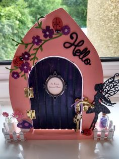 My fairy door from t