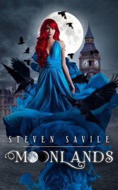 Mini Review: Moonlands by Steven Savile - Whatever You Can Still Betray