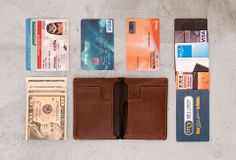 Slim Sleeve Wallet - Slim Leather Wallets by Bellroy