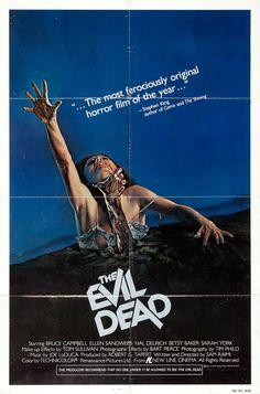 The Evil Dead (La Casa) - Sam Raimi (1981)