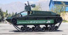 osCurve   Contactos : La feria del Ejército iraní