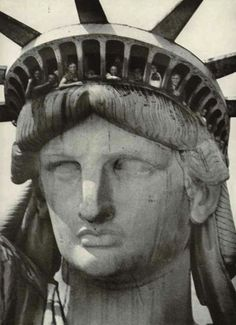 NYC - Lady Liberty, New York City