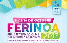 La oferta productiva, energética y de financiamiento de la Provincia en Ferinoa 2017: La agenda de actividades incluye charlas, seminarios,…