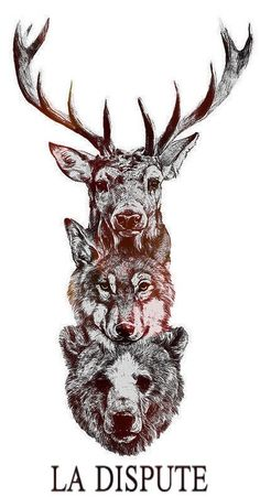 tattoo deer - Поиск в Google