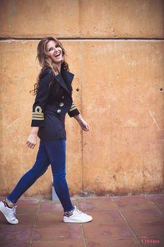 Cristina Ferreira   Barcelona   Travel   Militar Look   Fashion   Daily Cristina   Dsquared2   Zara   Alexander Wang   Adidas