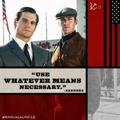 """""""Use whatever means necessary."""" Rules no longer apply when you're saving the world. 