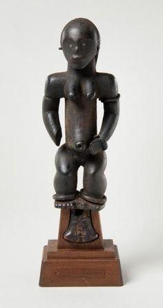 Fang Eyema Byeri (Reliquary Guardian Figure), Gabon