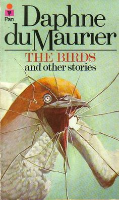 """Daphne du Maurier's short story """"The Birds"""" is one of the creepiest stories I've ever read. The story, more so than the Alfred Hitchcock film based on it, was definitely an inspiration to me."""