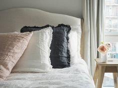 My Houseology | Linen pillows | Apartment Apothecary