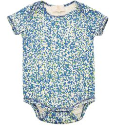 Liberty London Childrenswear Age 3M to 18M Snug Print Bodysuit