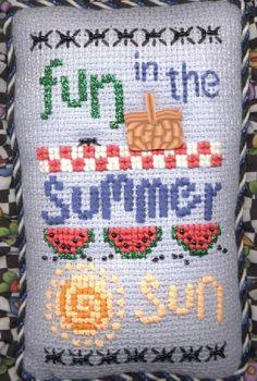 Summerfun, found on : http://www.rainbowgallery.com/images/summerfun.pdf