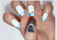 1000 images about cute nails on pinterest walking dead nails