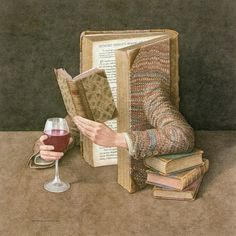 """"""" The Surreal Books """" by Jonathan Wolstenholme"""