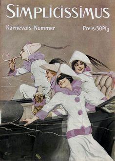 SIMPLICISSIMUS by B. Wennerberg