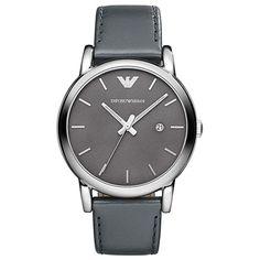 Reloj Emporio Armani AR1730 Relojes Hombre, Estilo Masculino, Cuero, Moda  2018, Moda 7ca2604b09