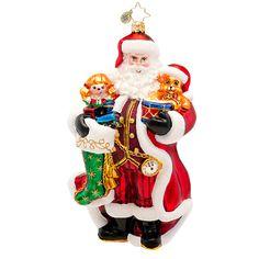 "Christopher Radko Ornament - ""A Christmas Classic"""