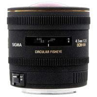 Sigma 4.5mm f/2.8 EX DC HSM