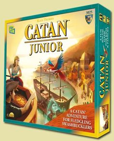 Catan Junior is an introductory level version of the super popular Settlers of Catan. It is a simple worker placement game for ages 6 and up. It is a great intro game and my loves it. Logic Games For Kids, Games To Play, Catan Board Game, Board Games, Cube Games, Settlers Of Catan, Little Learners, Strategy Games, Junior