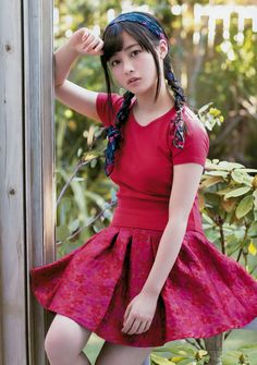 from DVL, Young Magazine Hashimoto Kanna (橋本環奈), Magazine, Rev.from DVL, Young Magazine Cute Asian Girls, Cute Girls, Sweet Girls, Pretty Girls, Young Magazine, Estilo Lolita, Gorgeous Teen, Cute Japanese Girl, Kawaii