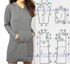 Sewing for beginners skirts free pattern dress tutorials 68 Ideas for 2019 Dress Sewing Patterns, Sewing Patterns Free, Clothing Patterns, Skirt Sewing, Pattern Dress, Free Pattern, Sewing Clothes Women, Diy Clothes, Fashion Sewing
