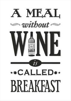 Not always true at all #breakfast #quote