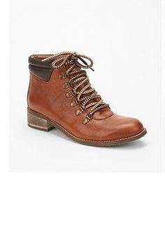 13 Rad Hiking Boots For Rustic-Chic Girls #refinery29 http://www.refinery29.com/22575#slide-11 BDG Washington Leather Hiking Boot, $69, available at Urban Outfitters.