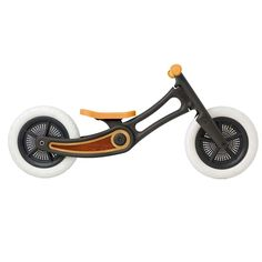 For Example: Wishbone Bike Recycled Edition Woodie 2 in 1 with Grips and Seat Cover
