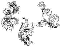 Rosemaling Lettering - Bing Images