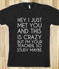 STUDY MAYBE