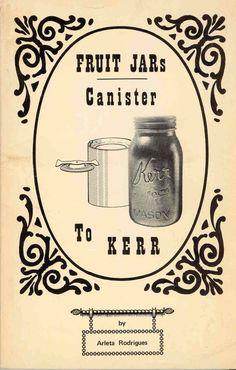 Image result for vintage Kerr mason jar ad