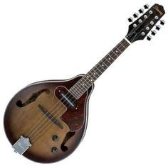 Ibanez M510EOVS Electric Acoustic A-Style Mandolin