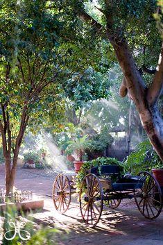La hermosa Hacienda El Carmen @ Ahualulco, Jalisco - México.