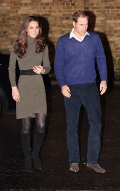 Kate Middleton and Prince William making a charity visit on Dec 21st.