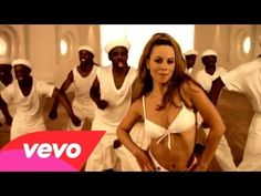 ▶ Mariah Carey - Honey. When I was younger and saw the scene where she takes off her clothes to jump in the pool I literally died. I wonder why I didn't realize back then that I was just soooo gay. LOL.