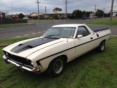 XB FALCON UTE, little bit Mustang, from AUstralia