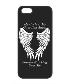 Uncle Guardian Angel Phone Case