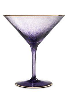 Waterford 'Rebel' Lead Crystal Martini Glass