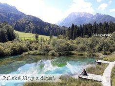 Blog Zrzky: Slovinsko / 5 dní s dětmi v Triglavském národním parku Train, Mountains, Park, Nature, Travelling, Naturaleza, Zug, Parks, Nature Illustration