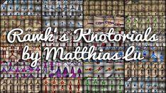 Knotorials by Matthias Lu