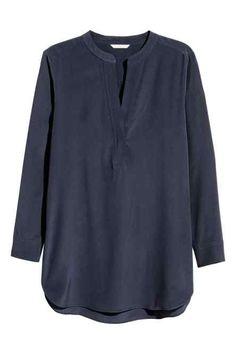 H&M+ Zijden blouse
