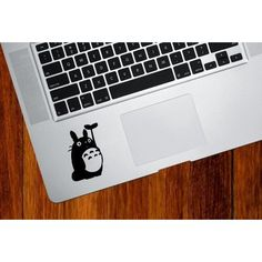 My Neighbor Totoro Holding Leaf - Trackpad / Keyb ($2.99)