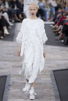 Preen by Thornton Bregazzi Spring/Summer 2017 Ready To Wear Collection | British…