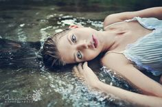 Water pose portrait (photo by Arina B. Water pose portrait (photo by Arina B. Water Photography, Senior Photography, Creative Photography, Portrait Photography, Modeling Photography, Levitation Photography, Exposure Photography, Glamour Photography, Abstract Photography
